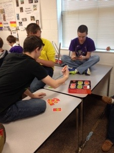Stations are a fun alternative to traditional whole-class activities!